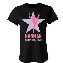 Hannah. Superstar