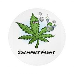 Swamprat Farms buttons