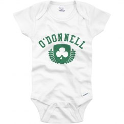 Baby O'Donnell Shamrock