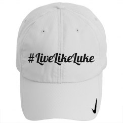 Golf hat #LiveLikeLuke