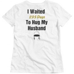 Military Wife Reunion Shirt