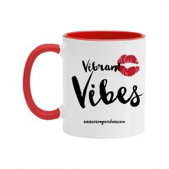 Vibrant Vibe Cup