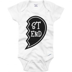 Mommy and Baby Best Friend Onesie