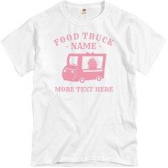 Custom Cupcake Food Truck