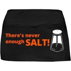 Never enough SALT!