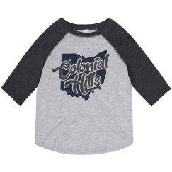 Colonial Hills Vintage - Toddler