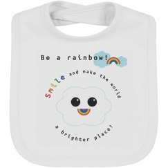 Be a Rainbow Bib
