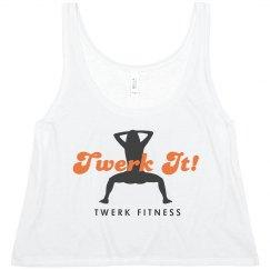 Twerk Fitness Crop