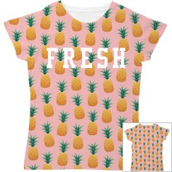 I'm So Fresh Pineapples All Over