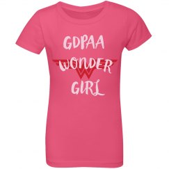 GDPAA Wonder Girl T-Shirt