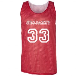 DJ JAZZY Basket Ball Singlet - ALL COLOURS