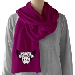 WOMENS LOVE IN SOBRIETY RIDING SCARF