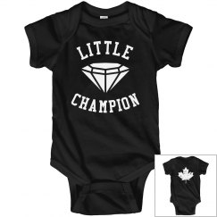 Infant Onsie - Little Champion