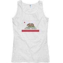 California Republic Tank Top