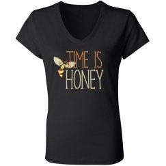 Time is honey beekeeper humor