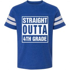 Going Straight Outta The 4th Grade