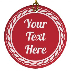 Create A Custom Holiday Ornament