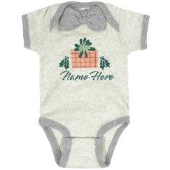 Custom Baby Gift Bodysuit