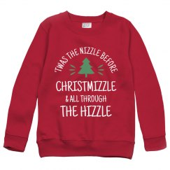 Gangster Xmas Sweater The Nizzle