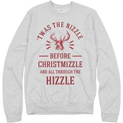 All Through The Hizzle Xmas Sweater