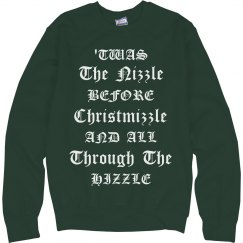 Snoop Dogg Christmas Sweater Nizzle