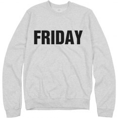 My Black Friday Sweater