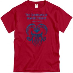 The Guardians of Fengsel Verden shirt