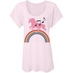 Pink fluffy unicorns....