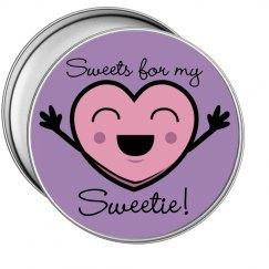 Valentine Candy Love