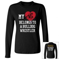 Heart Belongs to Wrestler
