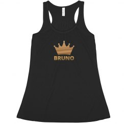 King (metallic gold letters)