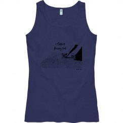 I Support Pulling Out - Women - Semi Fitted Tank