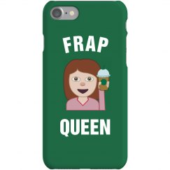 Frap Queen Emoji Case