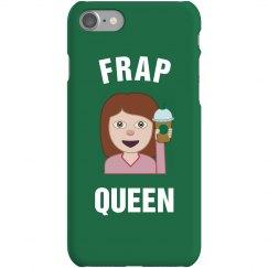 Frap Queen Emoji Case
