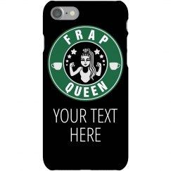 Custom Phone Frap Queen Case
