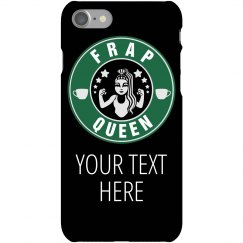 Custom Phone Frap Queen Case