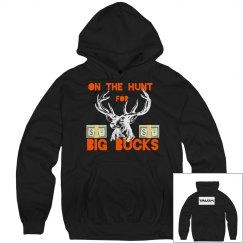 Big Bucks Hoodie Black 💰💰💰