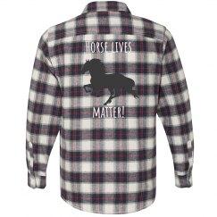 Horse lives matter, farm shirt 3