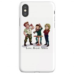 Royal phone case