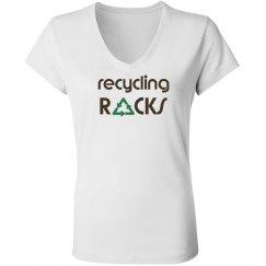 RECYCLING ROCKS!