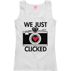 We Just Clicked Camera Tee