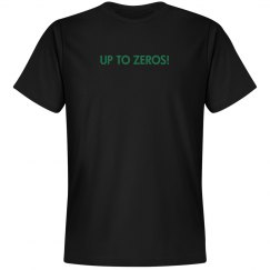 Zeros Mens T-Shirt