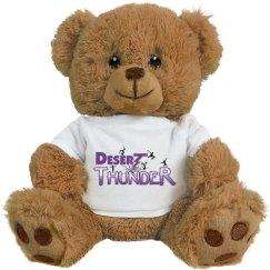 Desert Thunder Teddy Bear