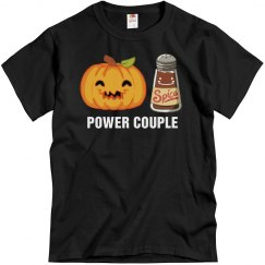 Pumpkin Spice Coffee Power Couple