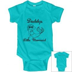 Daddys little mermaid