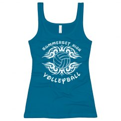 Tribal Volleyball Tee
