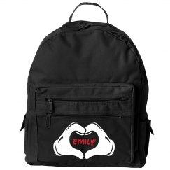 Emily's School Bag