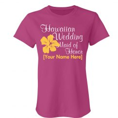 Hawaiian Wedding Flower