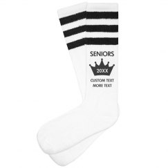 Custom Seniors Socks