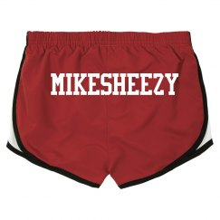 mikesheezy loose shorts